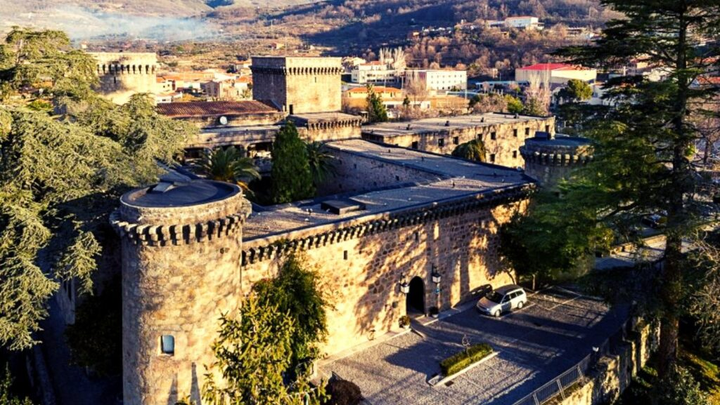 Castillo condes de oropesa